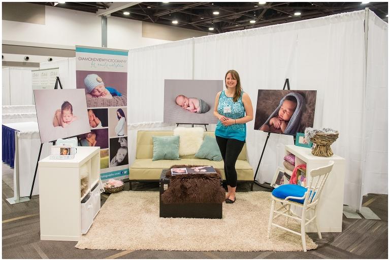 ottawa newborn photographer, ottawa baby show