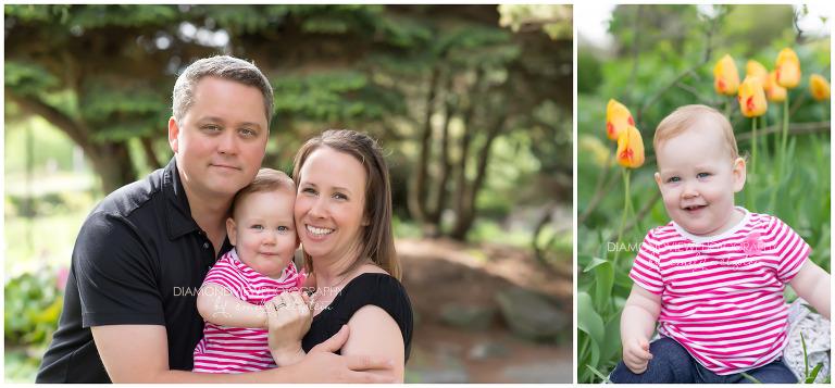 ottawa family photographer, spring mini sessions, garden