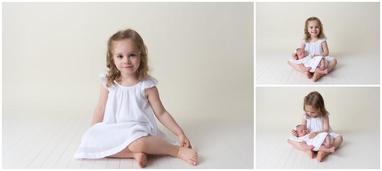 ottawa newborn photographer, baby girl, sister, child, children