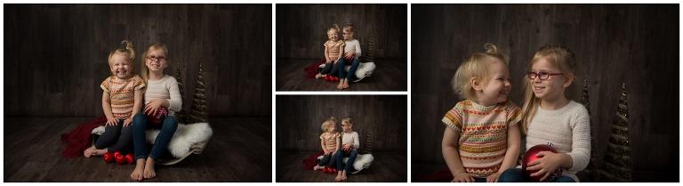ottawa newborn photographer, children, christmas