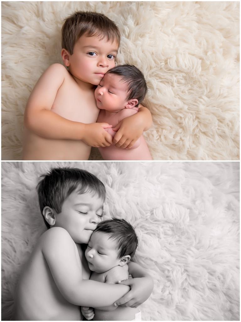 ottawa newborn photographer, baby, brothers, children, family