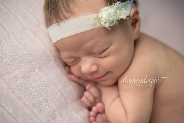 ottawa newborn photographer, baby girl