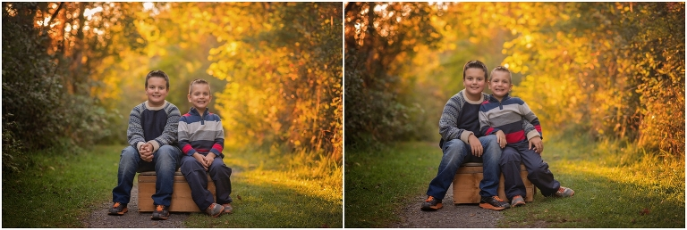 ottawa family photographer, child, children, fall photos