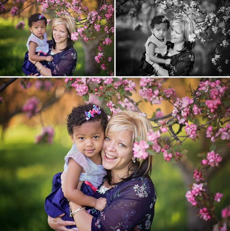 ottawa family photographer, best family photographer in ottawa, cherry blossoms, child photographer