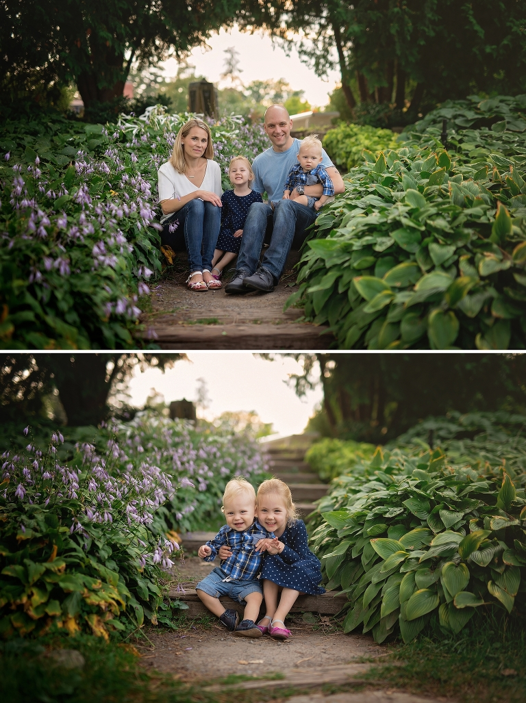 ottawa family photographer, ottawa child photographer, fall family photos, golden hour