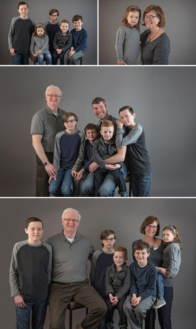 ottawa family photographer, group portrait, extended family, ottawa families