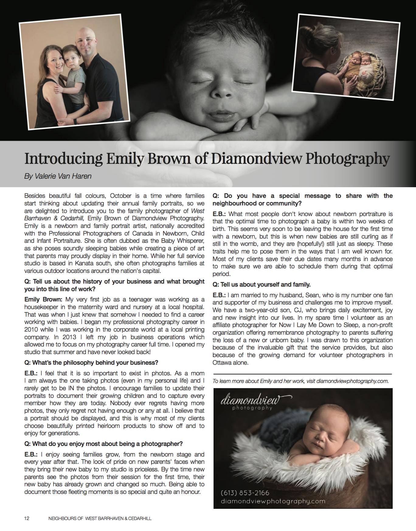 baby whisperer, ottawa newborn photographer, ottawa baby photography, ottawa photographer